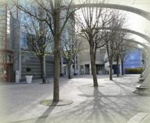 La Médiathèque municipale et le Conservatoire Niedermeyer