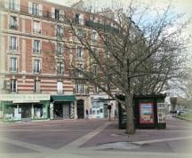 L'Esplanade de l'Hôtel de Ville