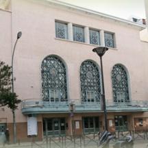 Le PACI (Palais des arts et des congrès d'Issy)